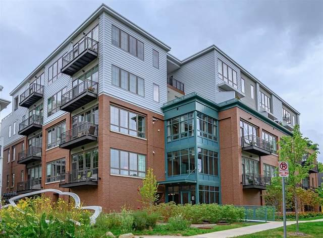 410 N 1St Street #207, Ann Arbor, MI 48103 (#543277525) :: Duneske Real Estate Advisors