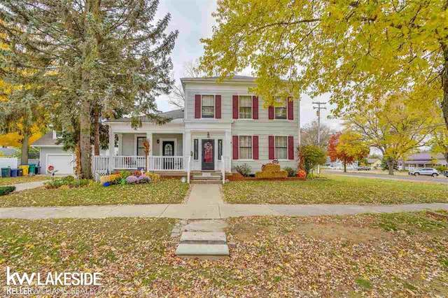 51059 Base St, New Baltimore, MI 48047 (#58050028733) :: NextHome Showcase
