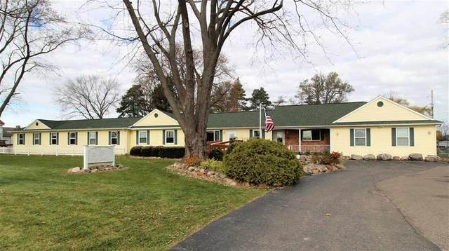 2363 E Coldwater Road, Genesee Twp, MI 48505 (#5050028758) :: The Merrie Johnson Team