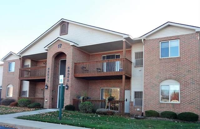 46039 Tallgrass Ct, Van Buren Township, MI 48111 (#543277537) :: Keller Williams West Bloomfield