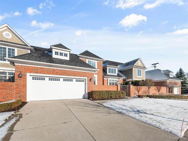 702 Seabiscuit Drive, Troy, MI 48084 (#2200093309) :: The Alex Nugent Team   Real Estate One