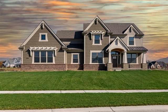 3299 Holland Park Court, Oakland Twp, MI 48363 (#58050028802) :: The Alex Nugent Team | Real Estate One