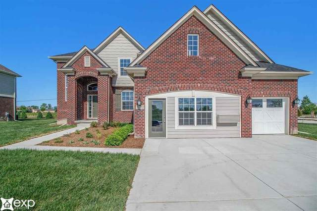 51604 Valley View Court, Chesterfield Twp, MI 48051 (#58050028829) :: Real Estate For A CAUSE