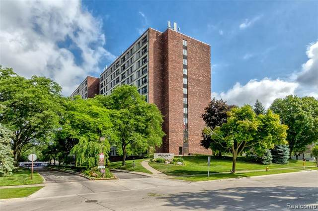 21800 Morley Avenue #709, Dearborn, MI 48124 (#2200093690) :: The Alex Nugent Team | Real Estate One