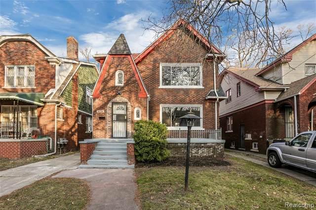 16216 Princeton Street, Detroit, MI 48221 (#2200093779) :: Duneske Real Estate Advisors