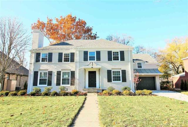 759 Berkshire, Grosse Pointe Park, MI 48230 (#58050028950) :: Keller Williams West Bloomfield