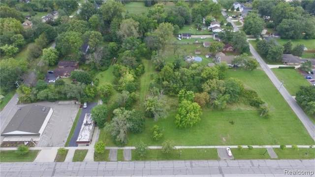 21525 Goddard, Taylor, MI 48180 (#2200093871) :: Real Estate For A CAUSE