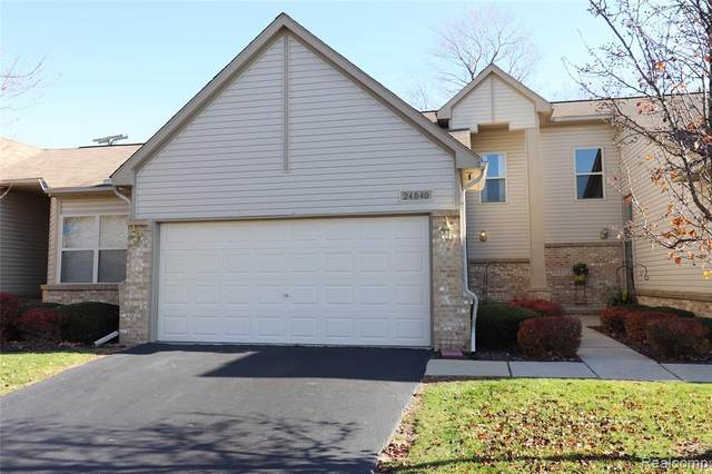 24640 Pinehurst Avenue, Oak Park, MI 48237 (#2200093921) :: Robert E Smith Realty