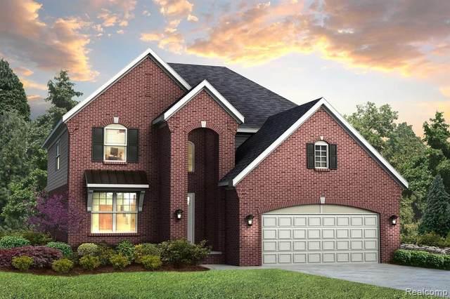 47748 Fieldstone Drive, Northville Twp, MI 48168 (#2200094027) :: The Alex Nugent Team | Real Estate One