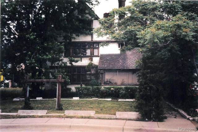 1989 W Grand Boulevard, Detroit, MI 48208 (#2200094077) :: The Mulvihill Group