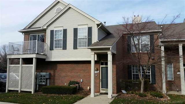 44028 Rushcliffe, Sterling Heights, MI 48313 (#58050029008) :: The Mulvihill Group