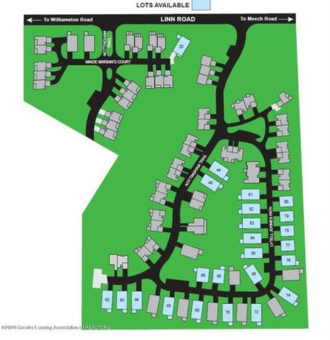 1534 Lytell Johne's Path #76, Williamston, MI 48895 (#630000251423) :: Keller Williams West Bloomfield