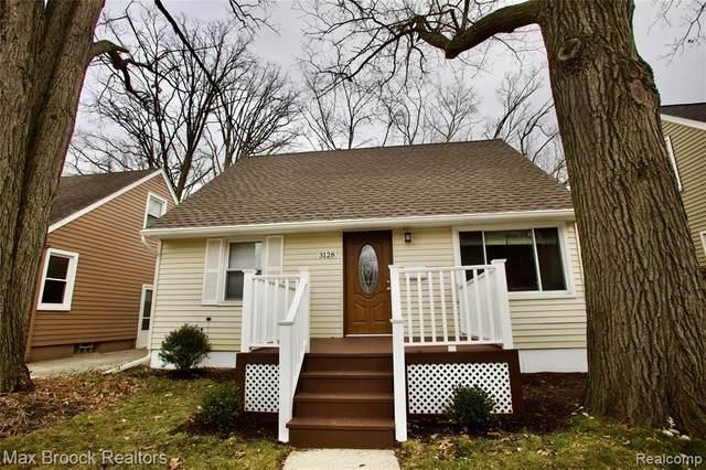 3128 Harvard Road, Royal Oak, MI 48073 (#2200094131) :: The Alex Nugent Team | Real Estate One