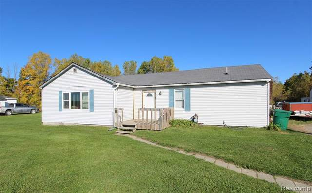 31665 32 MILE Road, Richmond Twp, MI 48062 (MLS #2200094134) :: The Toth Team