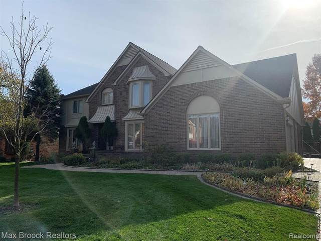 2887 Current Drive, Rochester Hills, MI 48309 (#2200094304) :: The Alex Nugent Team   Real Estate One