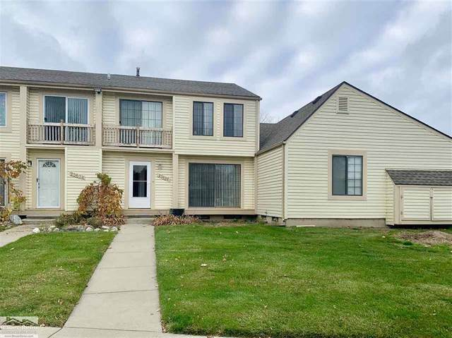 23632 Marlborough, Clinton Twp, MI 48036 (#58050029047) :: The Mulvihill Group