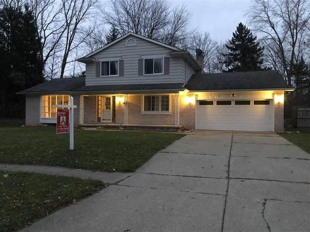 436 Dutch Mill Drive, Flushing Twp, MI 48433 (#5050029062) :: GK Real Estate Team