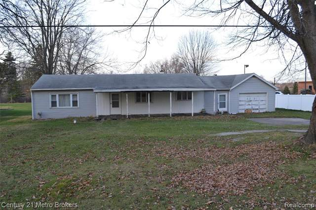 3391 Pollock Road, Grand Blanc Twp, MI 48439 (#2200094376) :: Keller Williams West Bloomfield