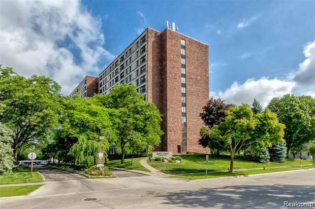 21800 Morley Avenue #218, Dearborn, MI 48124 (#2200094400) :: The Alex Nugent Team | Real Estate One
