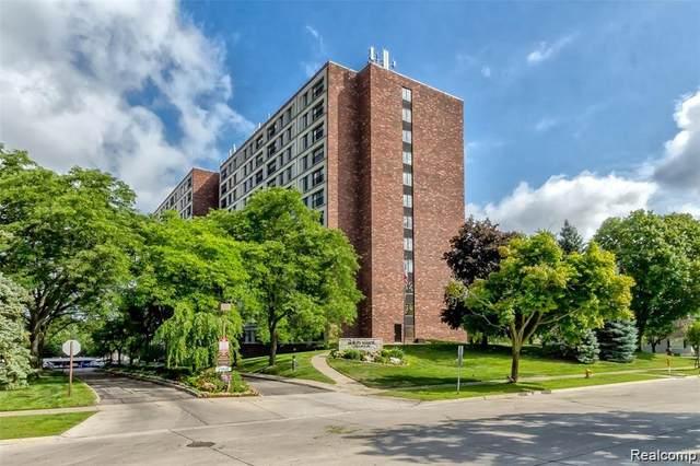 21800 Morley Avenue #218, Dearborn, MI 48124 (#2200094400) :: Robert E Smith Realty