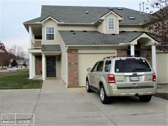 45683 Gable Dr, Macomb Twp, MI 48044 (#58050029125) :: Novak & Associates