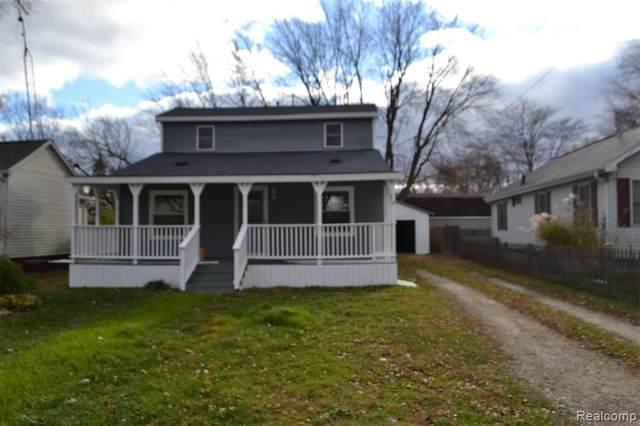 5153 Dania Street, Flint Twp, MI 48532 (#2200094817) :: The Alex Nugent Team   Real Estate One