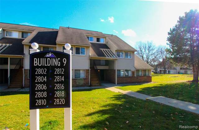 2818 Davison Avenue, Auburn Hills, MI 48326 (#2200094953) :: Keller Williams West Bloomfield