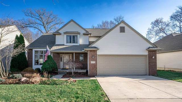 2775 Hawthorne Way, Saline, MI 48176 (#543277647) :: Keller Williams West Bloomfield