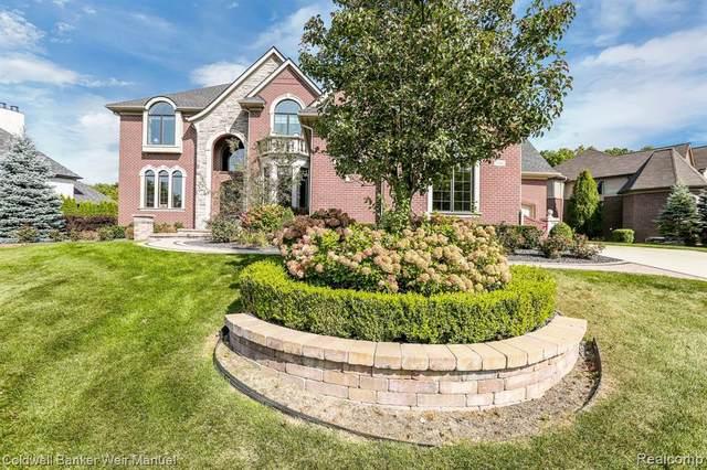 21442 Equestrian Trail, Novi, MI 48167 (#2200095044) :: Duneske Real Estate Advisors