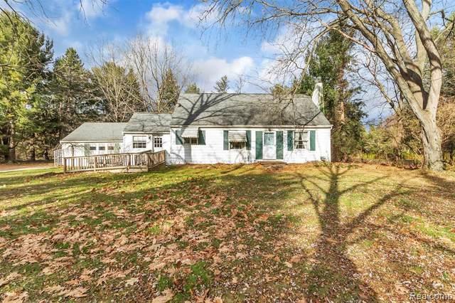 47230 7 MILE RD, Northville, MI 48167 (#2200095071) :: The Alex Nugent Team | Real Estate One