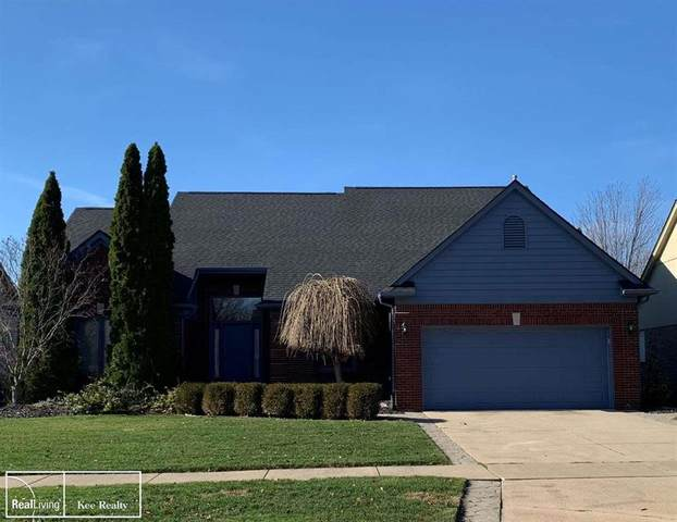 47621 Woodberry Estates Drive, Macomb Twp, MI 48044 (#58050029286) :: The Alex Nugent Team | Real Estate One
