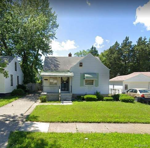 19675 Binder Street, Detroit, MI 48234 (#2200095144) :: The Alex Nugent Team | Real Estate One