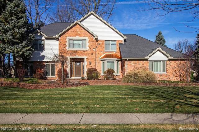 12317 Watkins Drive, Shelby Twp, MI 48315 (#2200095250) :: The Alex Nugent Team | Real Estate One