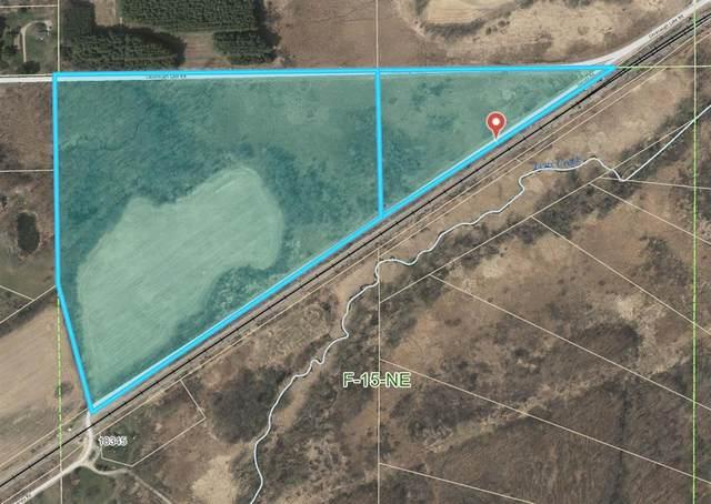0 Cavanaugh Lake Road, Sylvan Twp, MI 48118 (#543277651) :: Robert E Smith Realty