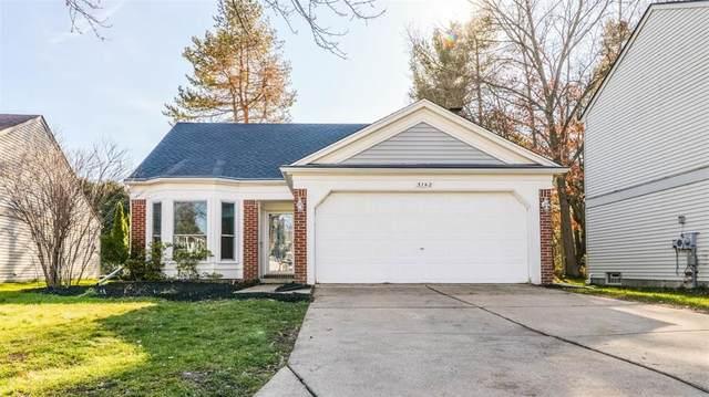 3142 Ailsa Craig Court, Ann Arbor, MI 48108 (#543277601) :: The Alex Nugent Team | Real Estate One