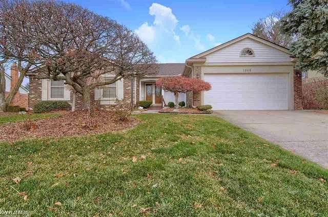 1646 Sumac, Rochester Hills, MI 48309 (#58050029361) :: The Alex Nugent Team   Real Estate One