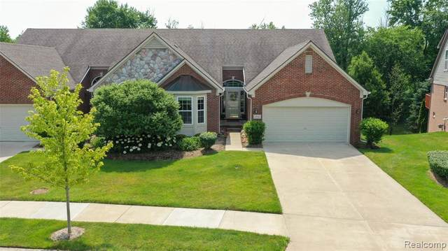 3561 Lexington Drive, Auburn Hills, MI 48326 (#2200095434) :: NextHome Showcase