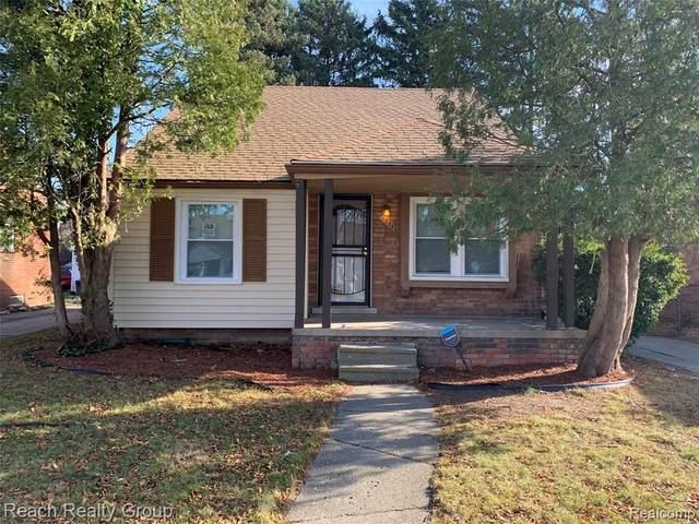 19738 Edinborough Road, Detroit, MI 48219 (#2200095440) :: Duneske Real Estate Advisors