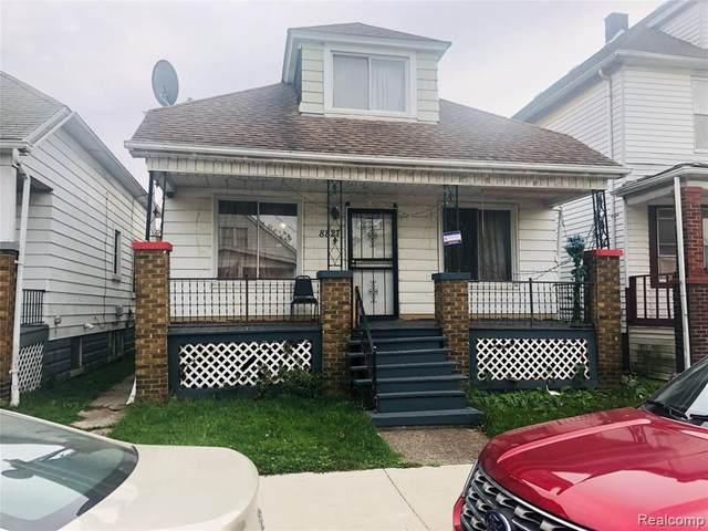 8827 Dennison Street, Detroit, MI 48210 (#2200095446) :: The Mulvihill Group