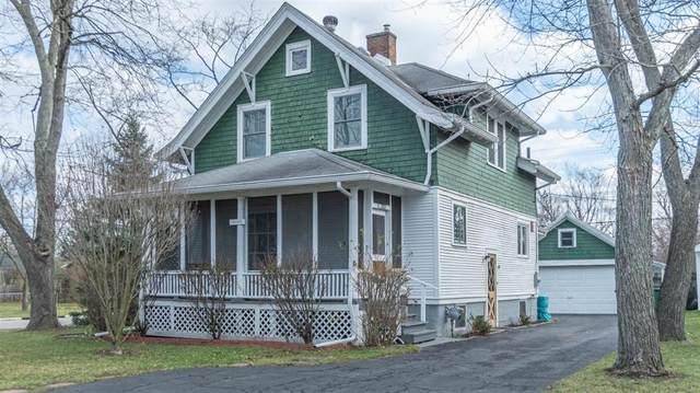 3209 Springbrook Avenue, Ann Arbor, MI 48108 (#543277691) :: The Alex Nugent Team | Real Estate One