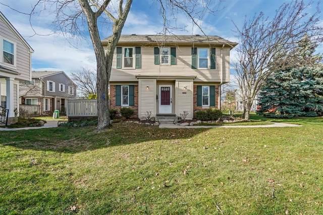 2926 W Whittier Court, Ann Arbor, MI 48104 (#543277622) :: The Alex Nugent Team | Real Estate One