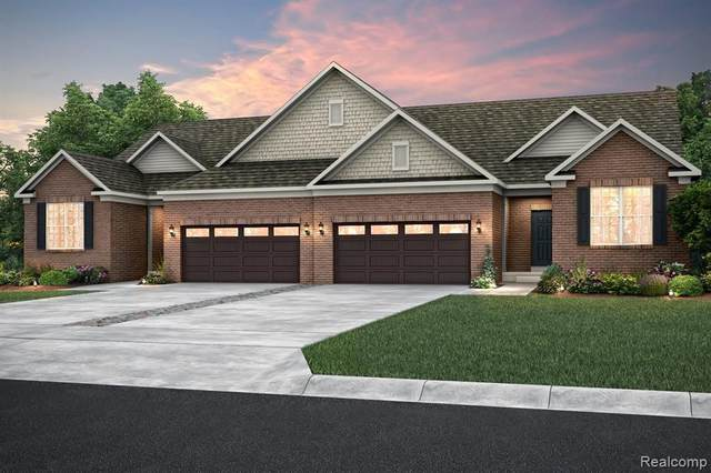 40586 Orchid Trail, Clinton Twp, MI 48038 (#2200095508) :: The Alex Nugent Team | Real Estate One