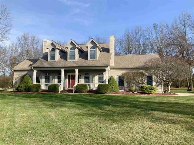 4805 Stonewood Dr, Spring Arbor, MI 49201 (#55202003466) :: The Alex Nugent Team | Real Estate One