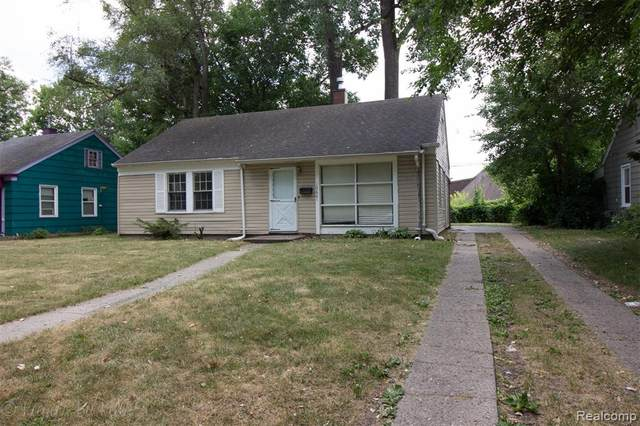 10661 Albany Street, Oak Park, MI 48237 (#2200095562) :: RE/MAX Nexus