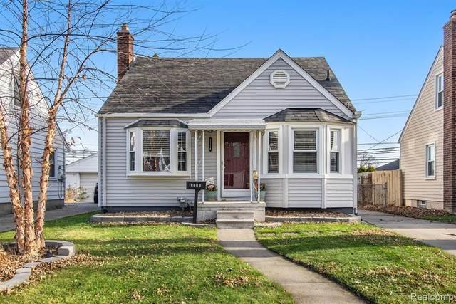 1114 N Wilson Avenue, Royal Oak, MI 48067 (#2200095588) :: The Alex Nugent Team | Real Estate One