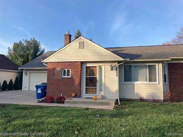 4855 Robert Street, Shelby Twp, MI 48316 (#2200095589) :: The Alex Nugent Team | Real Estate One