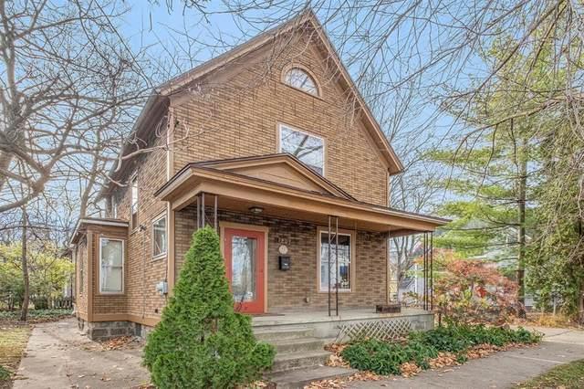 120 Depot Street, Ann Arbor, MI 48104 (#543277661) :: The Alex Nugent Team | Real Estate One