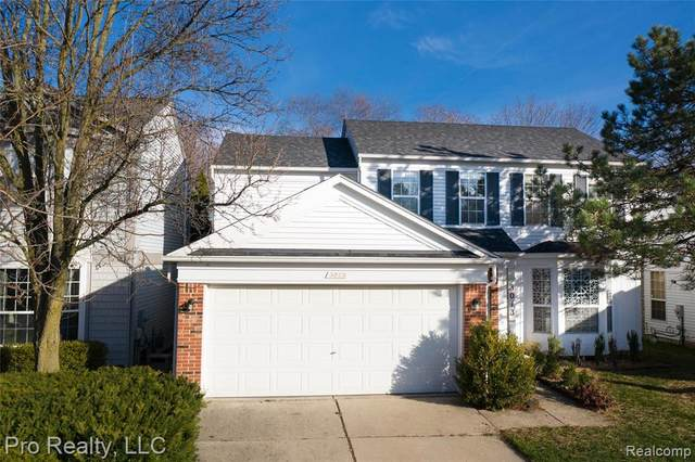 3073 Turnberry Lane, Ann Arbor, MI 48108 (#2200095670) :: The Alex Nugent Team | Real Estate One