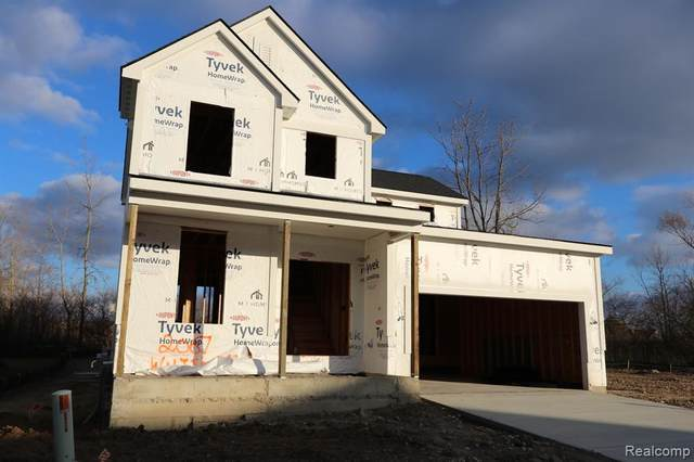 2192 Wiltshire Drive, Superior Twp, MI 48198 (#2200095685) :: The BK Agency