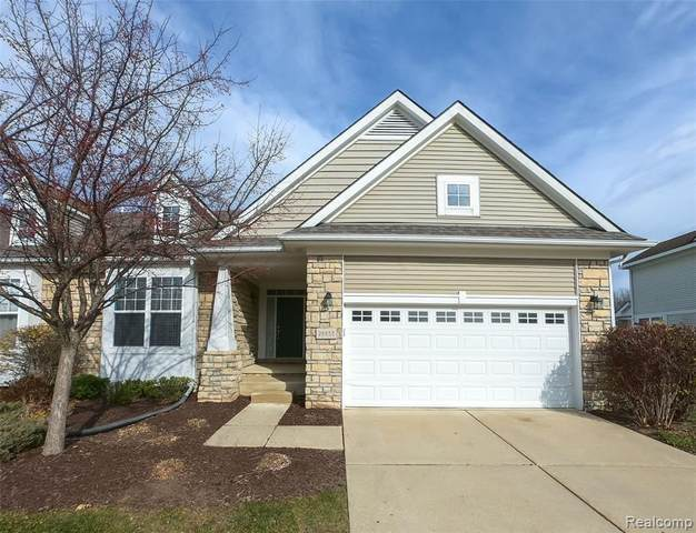 26652 Wilton Court, Lyon Twp, MI 48165 (#2200095704) :: The Mulvihill Group